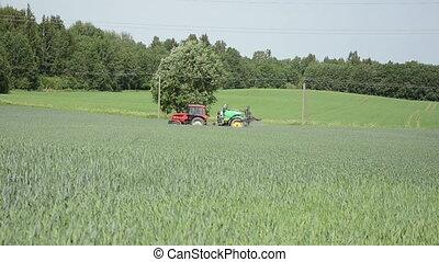 rural landscape cropland
