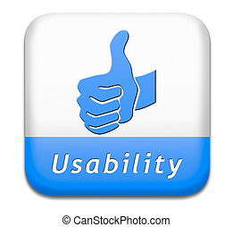 usability user friendly design and ergonomic internet or...
