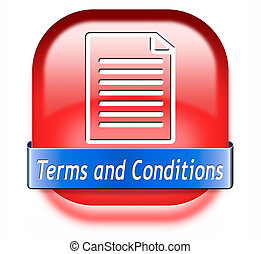 terms and conditions - Terms and conditions user guide and...