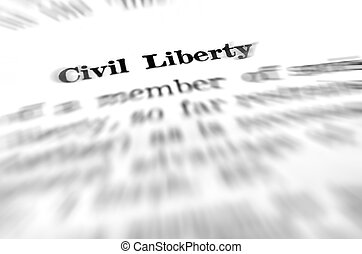 Definition of Civil Liberty and Law