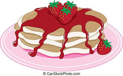 Hot Cake Idiom