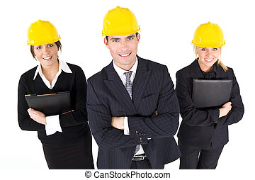 Women In Industry - An industrial concept shot showing 2...