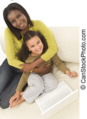 Interracial Family Learning