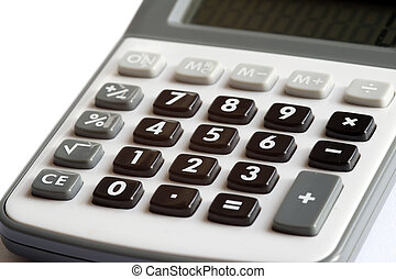 financial charges and revenue - Calculator - counting of the...