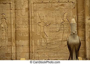 Egyptian Hieroglyphics - Egypt