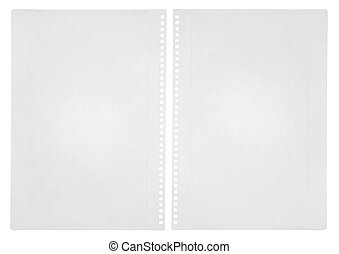 Two sheet