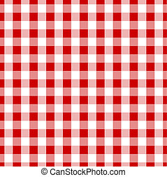 Gingham texture background