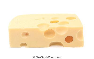 Block of cheese.