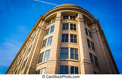 The Federal Trade Commission Library in Washington, DC. -...