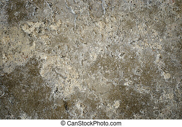 Cement background - Old stained cement for background