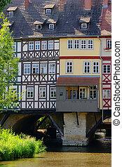 Erfurt Kr?merbr?cke - Erfurt Kraemerbruecke 17 - Erfurt...