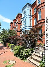 Capitol Hill, Washington - Washington DC, capital city of...