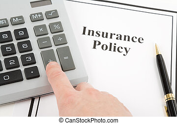 Insurance Policy - Document of Insurance Policy and...