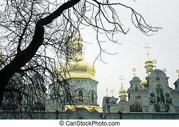 Kyiv Lavra - Kyiv Pecherska Lavra Uspensky orthodox...