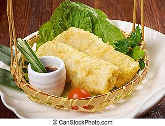 Banh trang - Chinese style .Banh trang - typically used in...