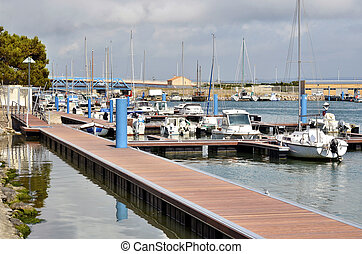 Port of Port-la-Nouvelle in France - Port of...