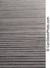 Wooden planks for background or texture