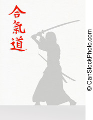 Aikido - illustration of aikido