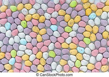 Mini chcocolate Easter eggs