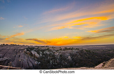 Enchanted Rock, State Natural Area, Texas, park, Loop Trail...
