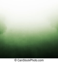 blurry background - green abstract blurry background, fog