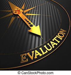 Evaluation Concept on Black with Golden Compass - Evaluation...