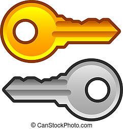 Keys for game
