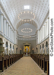 Church of Our Lady, Copenhagen - The Church of Our Lady is...