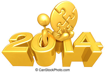 Gold Puzzle Coming Out The Year - A Concept And Presentation...