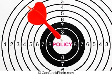 Policy target