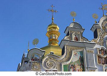 正統, 教堂