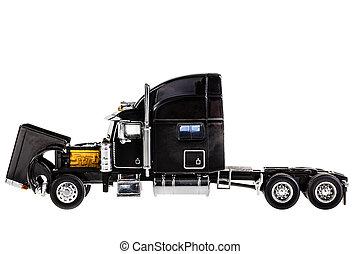 Camión, motor