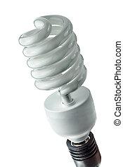 Lightbulb, low energy lamp