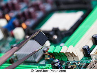 spare parts for repair of electronic devices