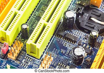 mainboard, 電腦