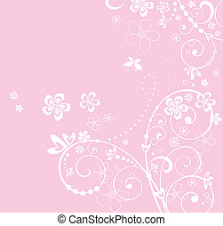 Pink arrival card