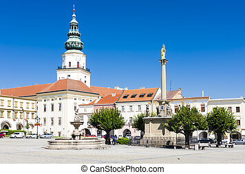 Archbishop Palace, Kromeriz, Czech Republic - Archbishops...