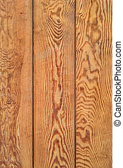 Old White Pine Bench Planks - Detail - Photograph of bench...