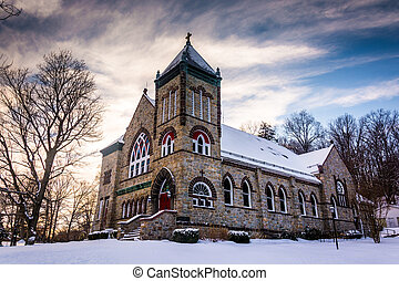 Saint Anthony's Shrine, in Emmitsburg, Maryland.