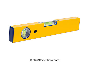 Precision tool: a yellow level