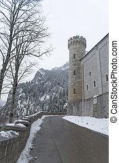 Neuschwanstein castle, Fussen