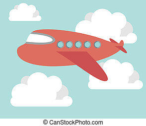delivery design - delivery design over sky background vector...
