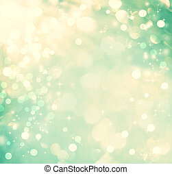 Teal abstract light background - Teal colored abstract shiny...