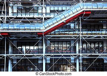 Centre Georges Pompidou Paris - the Centre Georges Pompidou...