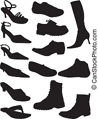 Vector boots (men , women)