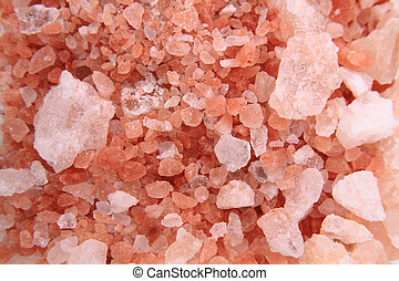 himalayan salt texture as nice natural mineral background