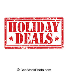 Holiday Deals-stamp