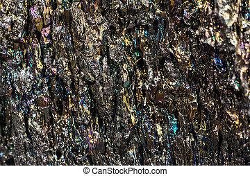 cobre, mineral, Chalcopyrite