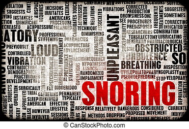 Snoring or Apnea as an Annoying Sleep Trait