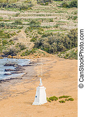 Ramla Beach on the northern side of Gozo, Malta - Ramla...